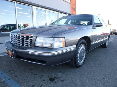 1999 Cadillac DeVille for sale at Torgerson Auto Center in Bismarck ND