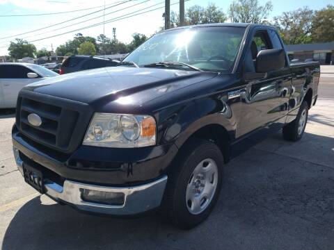 2006 Ford F-150 for sale at NINO AUTO SALES INC in Jacksonville FL