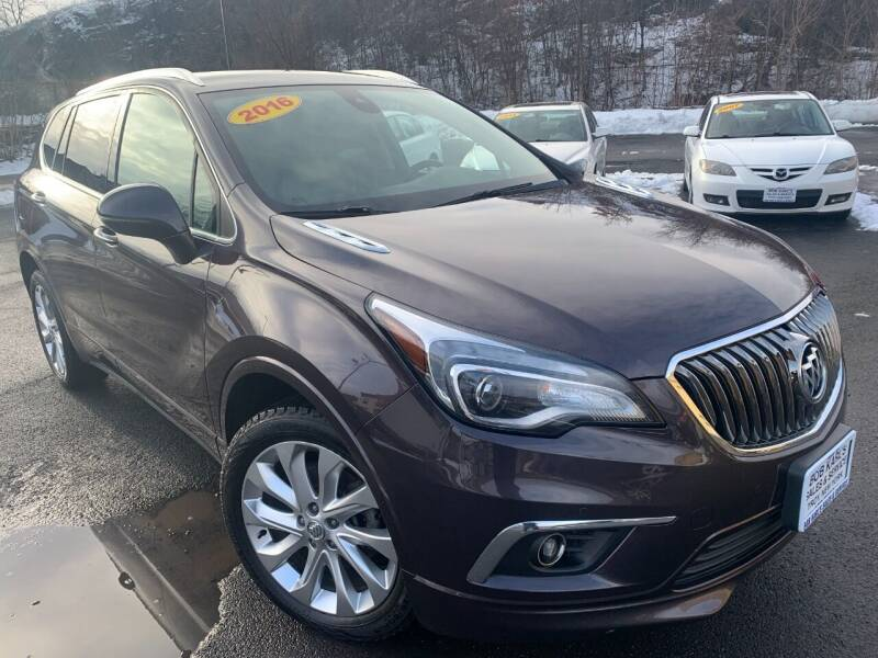 2016 Buick Envision for sale at Bob Karl's Sales & Service in Troy NY