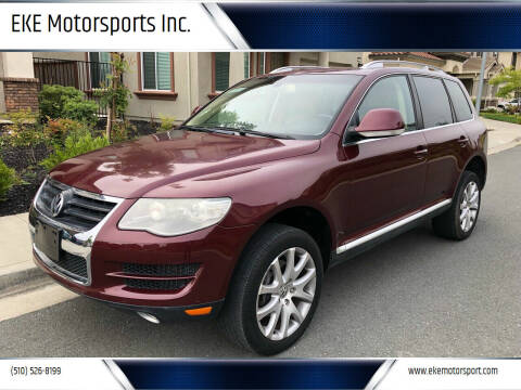 2010 Volkswagen Touareg for sale at EKE Motorsports Inc. in El Cerrito CA