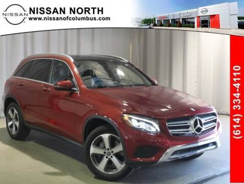 2017 Mercedes-Benz GLC for sale at Auto Center of Columbus in Columbus OH