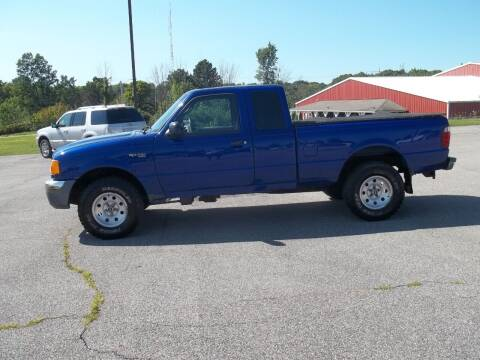 2004 Ford Ranger for sale at Rt. 44 Auto Sales in Chardon OH