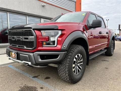 2019 Ford F-150 for sale at Torgerson Auto Center in Bismarck ND