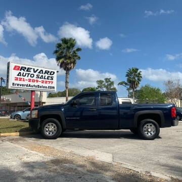 2008 Chevrolet Silverado 1500 for sale at Brevard Auto Sales in Palm Bay FL