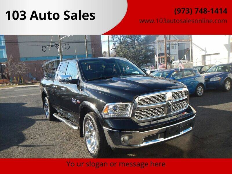 2018 RAM Ram Pickup 1500 for sale at 103 Auto Sales in Bloomfield NJ