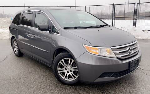 2013 Honda Odyssey for sale at Maxima Auto Sales in Malden MA