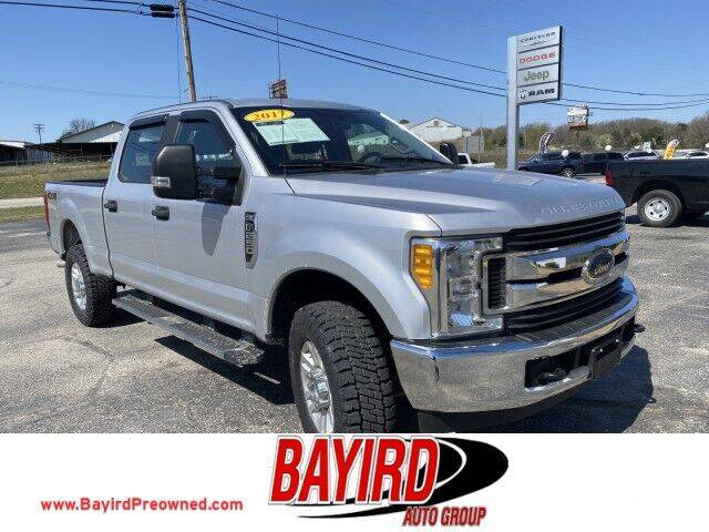 2017 Ford F-250 Super Duty for sale at Bayird Truck Center in Paragould AR