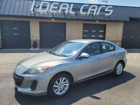 2012 Mazda MAZDA3 for sale at I-Deal Cars in Harrisburg PA