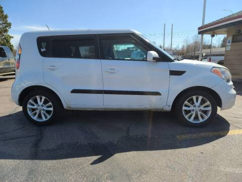 2011 Kia Soul for sale at Geareys Auto Sales of Sioux Falls, LLC in Sioux Falls SD