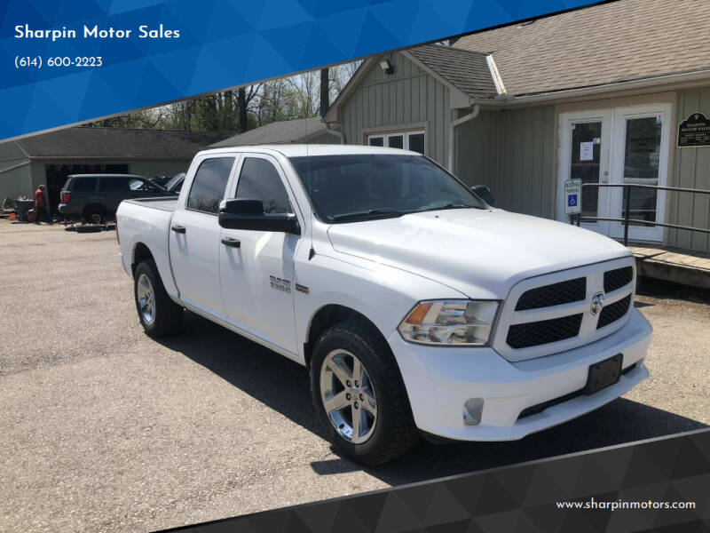 2014 RAM Ram Pickup 1500 for sale at Sharpin Motor Sales in Columbus OH