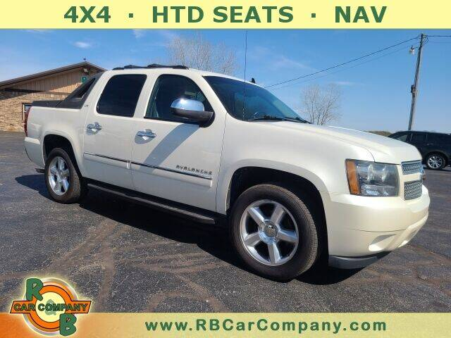 2011 Chevrolet Avalanche for sale at R & B CAR CO - R&B CAR COMPANY in Columbia City IN