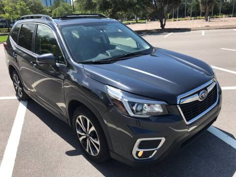 2019 Subaru Forester for sale at Florida Coach Trader Inc in Tampa FL
