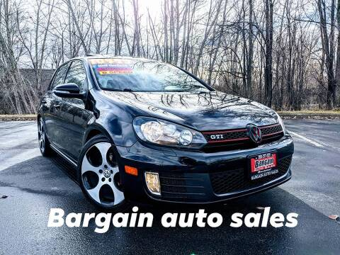 2012 Volkswagen GTI for sale at Bargain Auto Sales LLC in Garden City ID