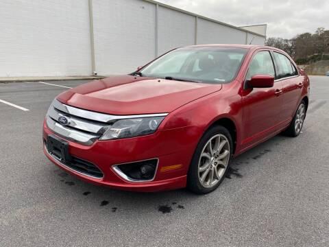 2011 Ford Fusion for sale at Allrich Auto in Atlanta GA