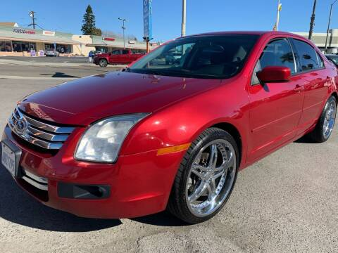 2008 Ford Fusion for sale at North County Auto in Oceanside CA
