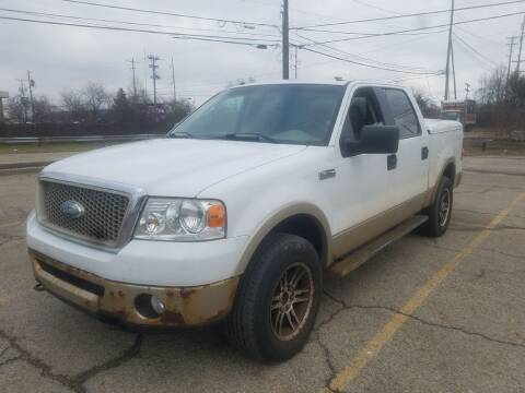 2007 Ford F-150 for sale at REM Motors in Columbus OH