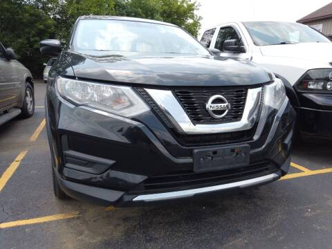 2017 Nissan Rogue for sale at RS Motors in Falconer NY