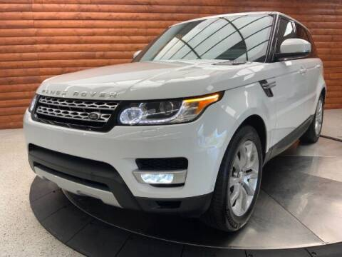 2015 Land Rover Range Rover Sport for sale at Dixie Motors in Fairfield OH