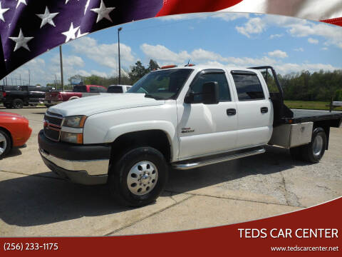 2005 Chevrolet Silverado 3500 for sale at TEDS CAR CENTER in Athens AL