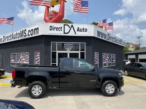 2018 Chevrolet Colorado for sale at Direct Auto in D'Iberville MS