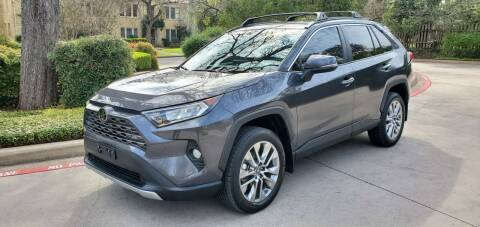2019 Toyota RAV4 for sale at Motorcars Group Management - Bud Johnson Motor Co in San Antonio TX