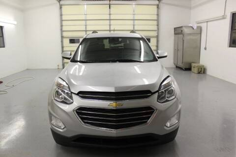 2017 Chevrolet Equinox for sale at RAYBURN MOTORS in Murray KY