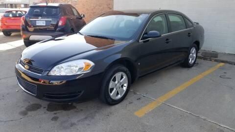 2008 Chevrolet Impala for sale at Madison Motor Sales in Madison Heights MI