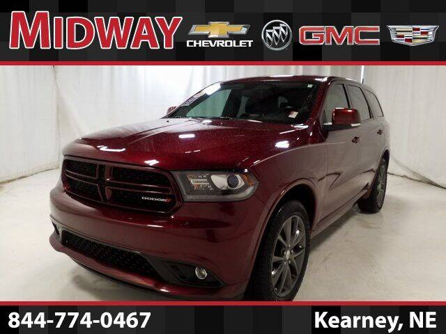 2018 Dodge Durango for sale at Midway Auto Outlet in Kearney NE