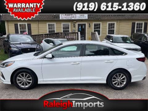 2018 Hyundai Sonata for sale at Raleigh Imports in Raleigh NC