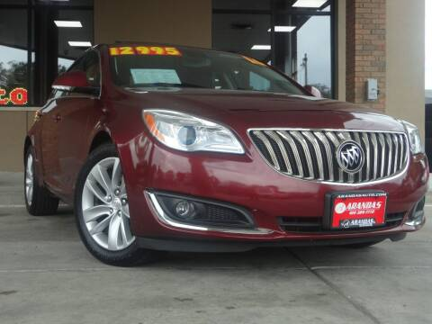 2016 Buick Regal for sale at Arandas Auto Sales in Milwaukee WI