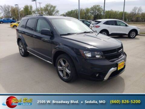 2018 Dodge Journey for sale at RICK BALL FORD in Sedalia MO