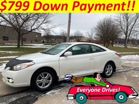2008 Toyota Camry Solara for sale at World Automotive in Euclid OH