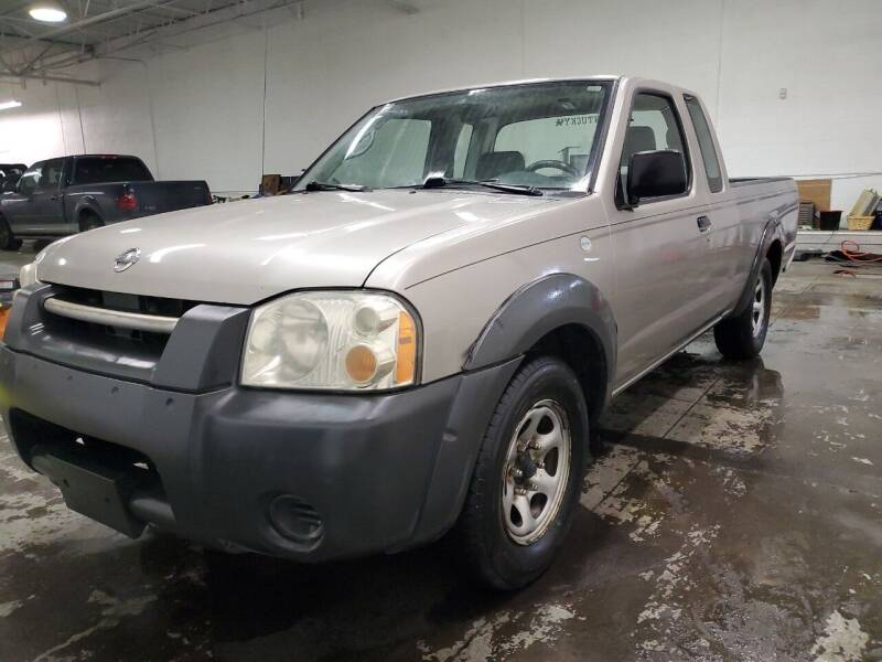 2004 Nissan Frontier for sale at Paley Auto Group in Columbus OH