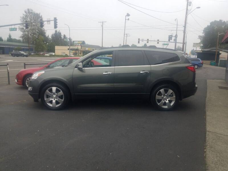 2010 Chevrolet Traverse for sale at Bonney Lake Used Cars in Puyallup WA