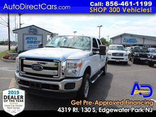 2016 Ford F-250 Super Duty for sale at Auto Direct Trucks.com in Edgewater Park NJ