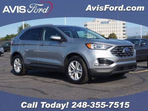 2020 Ford Edge for sale at Work With Me Dave in Southfield MI