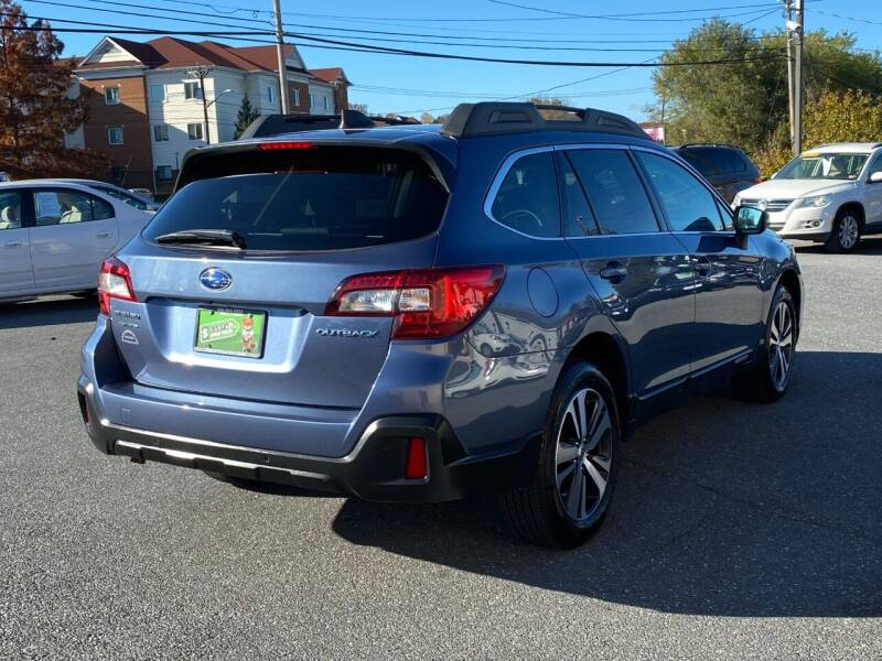 2018 Subaru Outback AWD 2.5i Limited 4dr Wagon - Harrisonburg VA