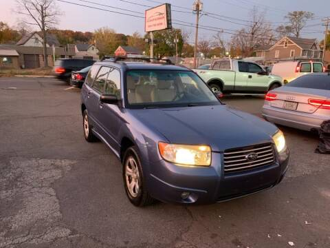 2007 Subaru Forester for sale at Car VIP Auto Sales in Danbury CT