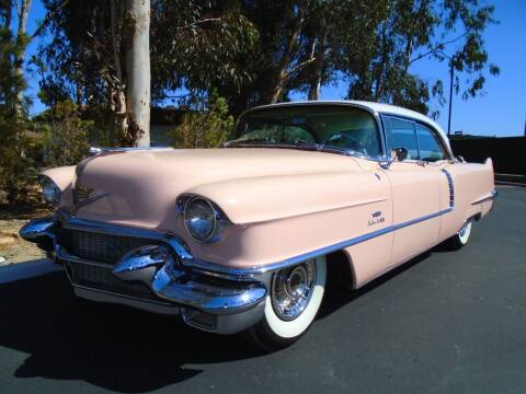 1956 Cadillac DeVille for sale at The Fine Auto Store in Imperial Beach CA