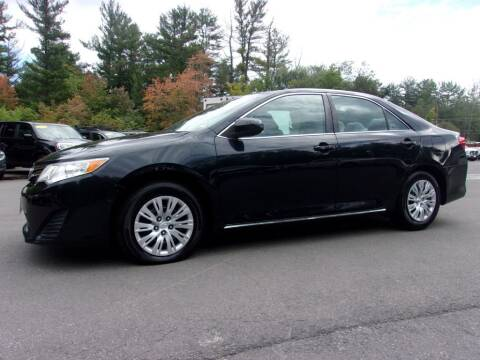 2014 Toyota Camry for sale at Mark's Discount Truck & Auto in Londonderry NH