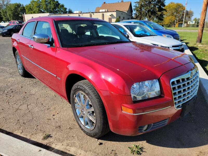2010 Chrysler 300 for sale at A+ Family Auto in Marshall MI