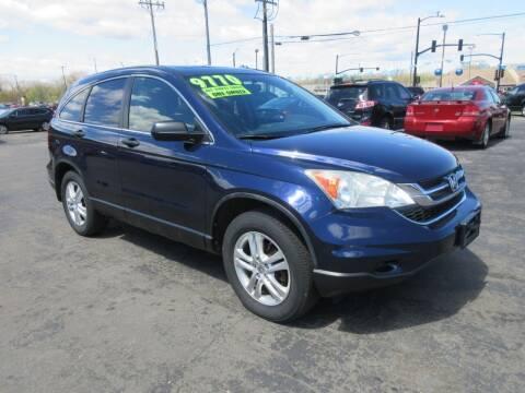 2011 Honda CR-V for sale at Fox River Motors, Inc in Green Bay WI