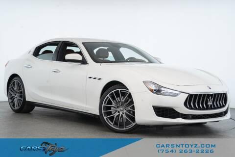 2018 Maserati Ghibli for sale at JumboAutoGroup.com - Carsntoyz.com in Hollywood FL