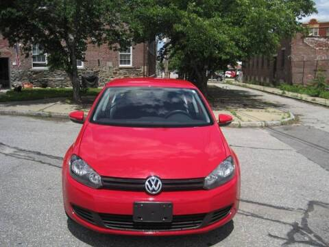 2013 Volkswagen Golf for sale at EBN Auto Sales in Lowell MA