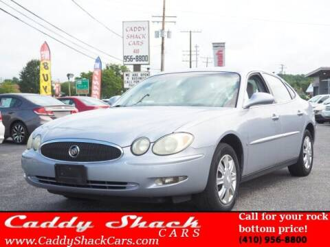 2006 Buick LaCrosse for sale at CADDY SHACK CARS in Edgewater MD