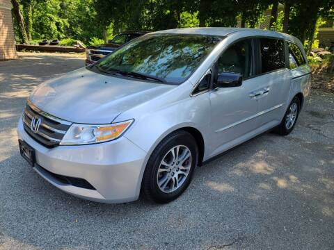 2011 Honda Odyssey for sale at Car and Truck Exchange, Inc. in Rowley MA