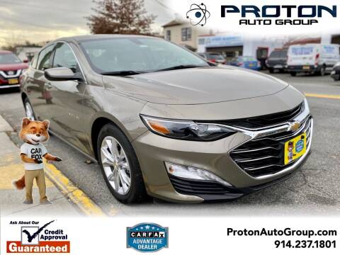 2020 Chevrolet Malibu for sale at Proton Auto Group in Yonkers NY