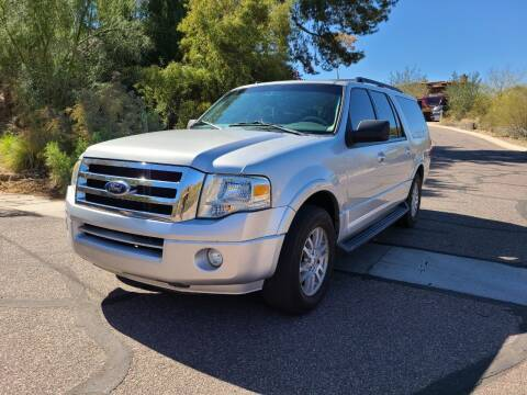 2011 Ford Expedition EL for sale at BUY RIGHT AUTO SALES in Phoenix AZ