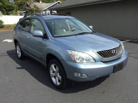2008 Lexus RX 350 for sale at International Motor Group LLC in Hasbrouck Heights NJ