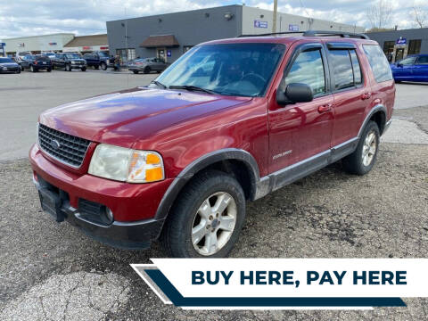 2002 Ford Explorer for sale at Family Auto in Barberton OH